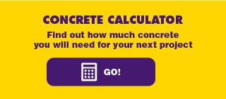 Concrete Calculator. Find out how much concrete you will need for your next project. Go!
